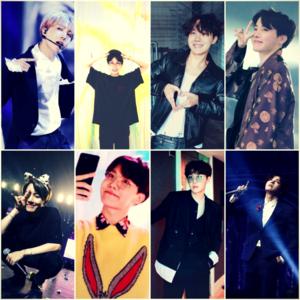 J-Hope Collage