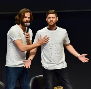 J2 Sunday afternoon panel AHBL (All Hell Breaks Loose) Melbourne 2019