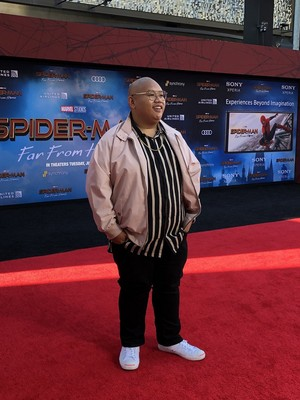 Jacob Batalon -Spider-Man: Far From Home Premiere (June 26,  2019)