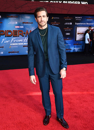 Jake Gyllenhaal -Spider-Man: Far From 首页 Premiere (June 26, 2019)