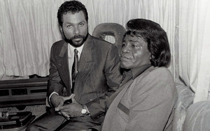 James Brown And Philip Michael Thomas