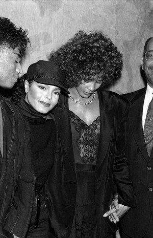 Janet And Whitney Houston