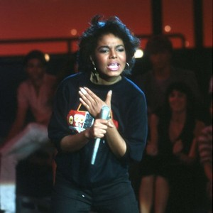 Janet Jackson American Bandstand 1982