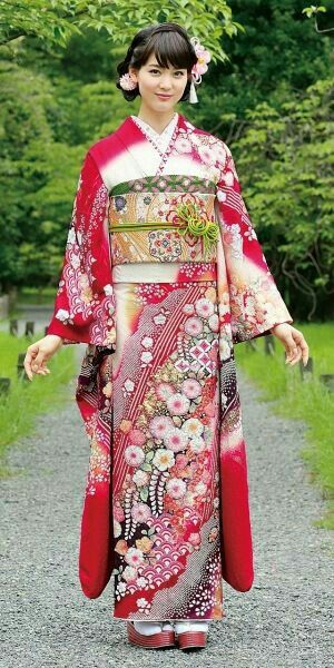 Japanese 和服