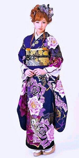 Japanese 키모노, 기모노