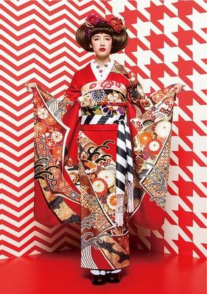 Japanese कीमोनो, किमोनो