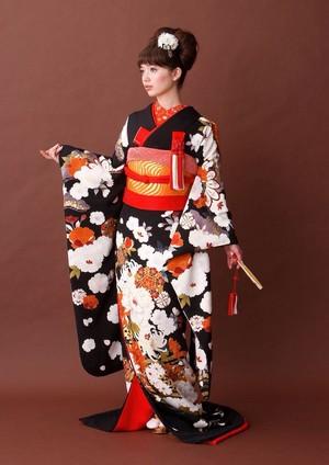 Japanese কিমোনো