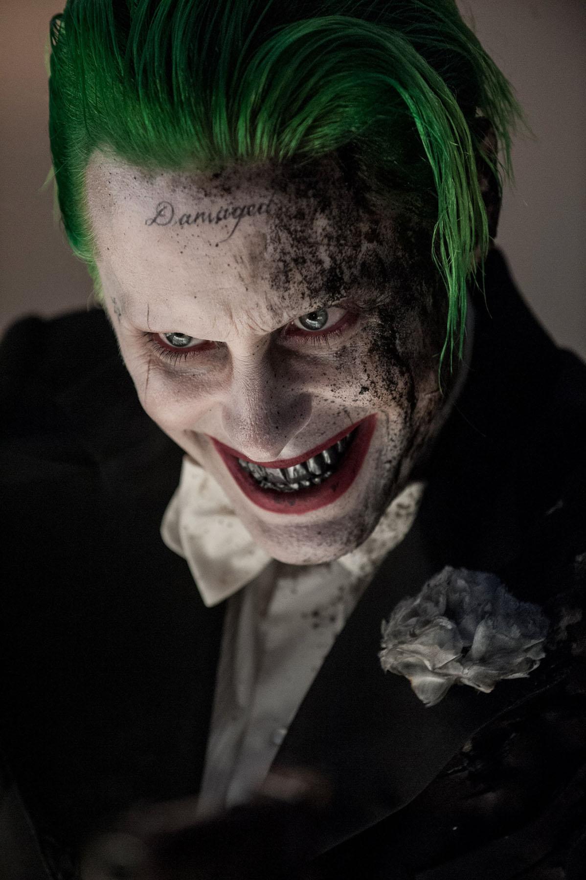 Jared Leto as The Joker