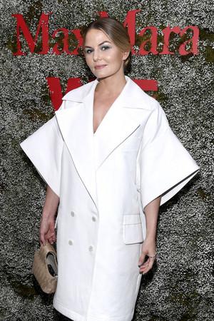 Jennifer Morrison Max Mara Celebrates Elizabeth Debicki