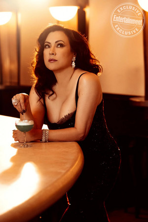 Jennifer Tilly - Entertainment Weekly Photoshoot - 2019