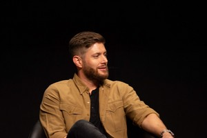 Jensen Sunday afternoon panel AHBL (All Hell Breaks Loose) Melbourne 2019