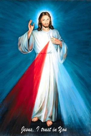Jesus Divine Mercy