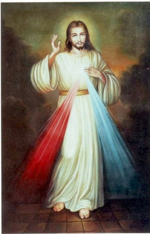 Gesù Divine Mercy