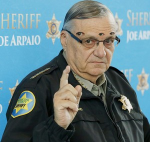 Joe Arpaio Mr. Waternoose