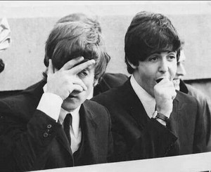 John! Paul! Don't Look! 😲