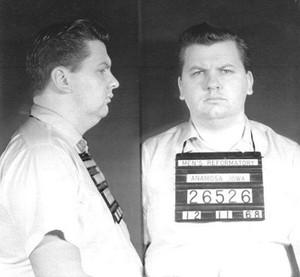 John Wayne Gacy Mugshot