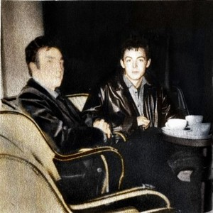 John and Paul/Paris Trip 1961
