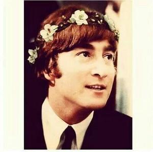 John/flower crown💐
