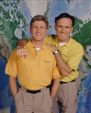 "Joseph ""Joe"" Baldassare and William ""Bill"" Bartek (The Amazing Race 1)"