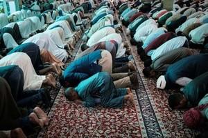 Jummah Masjid (Friday Prayer at Mosque)