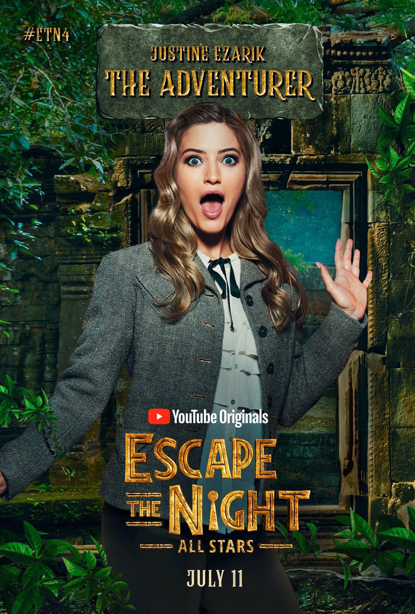Justine Ezarik - The Adventurer - Escape the Night Photo (42858302
