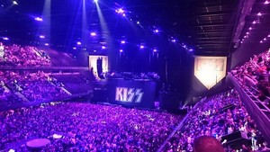 KISS ~Amsterdam, Netherlands...June 18, 2015 (Ziggo Dome -40th anniversary world tour)