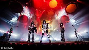 Kiss ~Amsterdam, Netherlands...June 25, 2019 (Ziggo Dome)