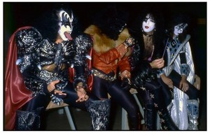 KISS ~Copenhagen, Denmark...October 11, 1980