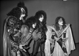 Kiss ~Copenhagen, Denmark...October 11, 1980
