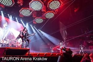 KISS ~Kraków, Poland...June 18, 2019 (Tauron Arena Kraków)