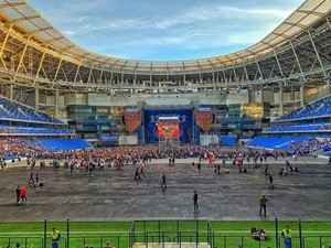 Kiss ~Moscow, Russia...June 13, 2019 (VTB Arena)