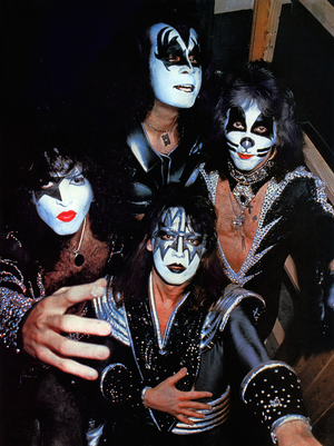 Kiss (NYC) January 13, 1976