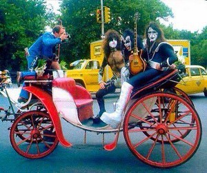 kiss (NYC)…June 24, 1976 (Central Park)