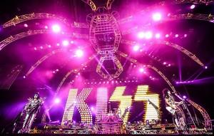 Kiss ~Prague, Czech Republic...June 14, 2013 (Monster World Tour)