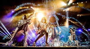 KISS ~Prague, Czech Republic...June 14, 2013 (Monster World Tour)