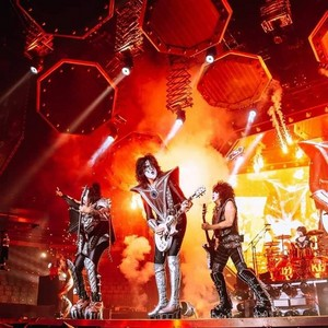 Kiss ~Saint Petersburg, Russia...June 11, 2019 (Ice Palace)