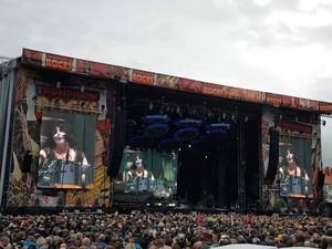 KISS ~Trondheim, Norway...June 28, 2019 (Trondheim Rocks)