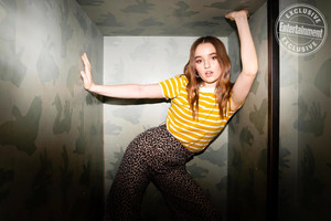 Kaitlyn Dever - Entertainment Weekly Photoshoot - 2019