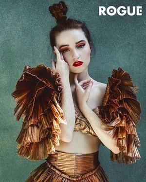 Kaitlyn Dever - Rogue Photoshoot - 2018