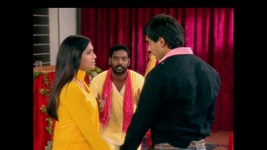 Karan Singh Grover and Shilpa anand