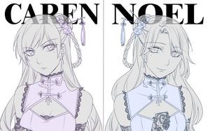 Karen & Noel