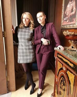 Katie & Andrea