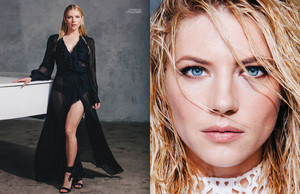 Katheryn Winnick ~ Composure Magazine ~ November 2017