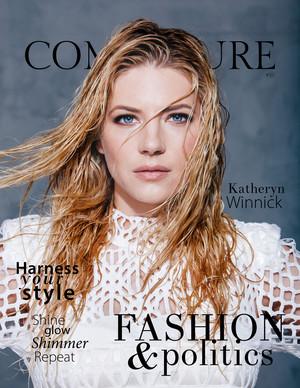 Katheryn Winnick ~ Composure Magazine ~ November 2017
