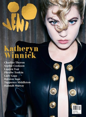 Katheryn Winnick ~ Veni Magazine ~ July 2019
