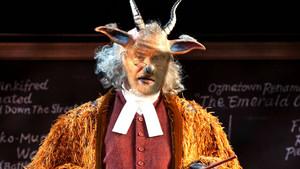 Kevin Kline as Doctor Dillamond (Movie Fancast)