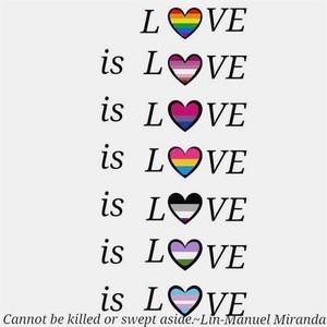 愛 is 愛