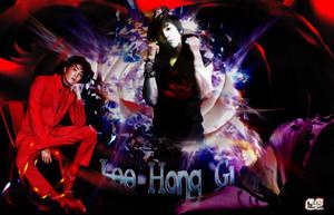 Lee Hong Gi (F.T.Island)