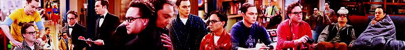 Leonard and Sheldon - Banner