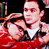 Leonard and Sheldon